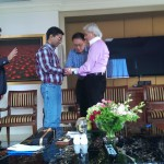 My meeting with Pastor Benny Hinn