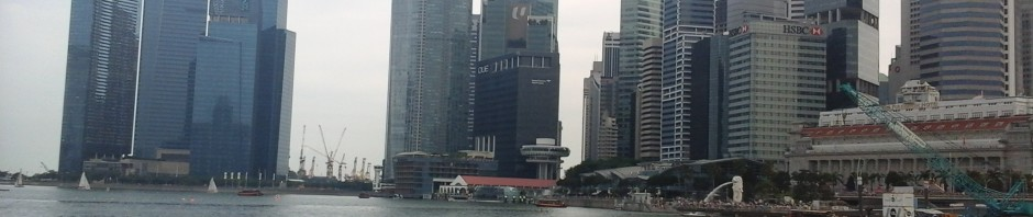Setting up a business in Singapore